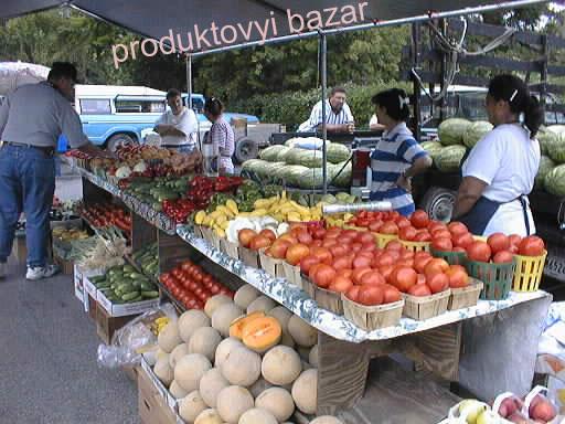 Maitland Food Markets